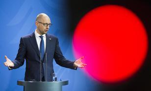 Яценюк не участвует в выборах, стремясь избежать позора, утверждает  Financial Times