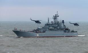 """Stratfor: НАТО в Черном море уперлось в """"русскую стену"""""""