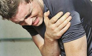 Три правила лечения вывиха плеча
