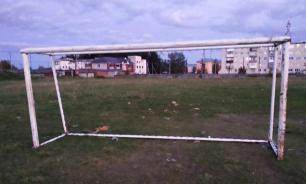 На Урале подросток погиб от падения на него футбольных ворот