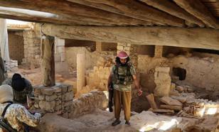 В Пальмире боевики ИГ уничтожили строения, возведенные более 2 тысяч лет назад