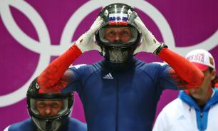 Главе Федерации бобслея разрешили считаться олимпийским чемпионом на территории России