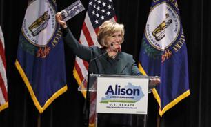 Клинтон предложила Сандерсу объединиться для борьбы с Трампом