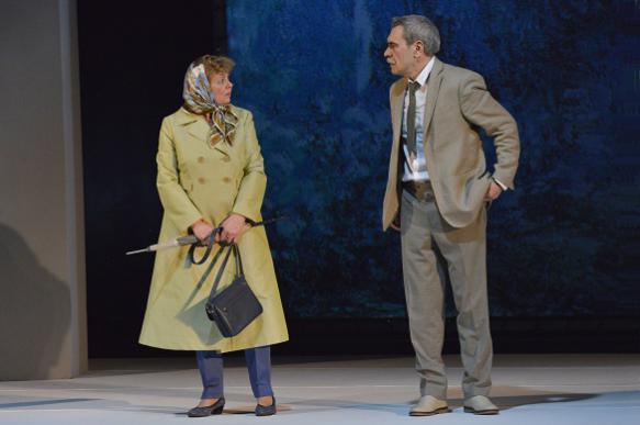 """""""Старомодная комедия"""" пройдет на сцене Театра Российской Армии"""
