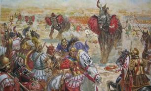 Значение второй линии: битва при Заме
