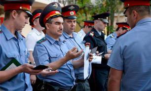 Житель Новодвинска оскорблял полицейских и демонстрировал им гениталии