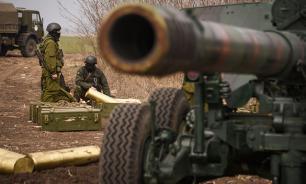 """На учениях ОДКБ призывали: """"Солдаты НАТО, сдавайтесь!"""""""