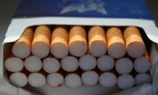Доля подделок на табачном рынке России превысила 8%