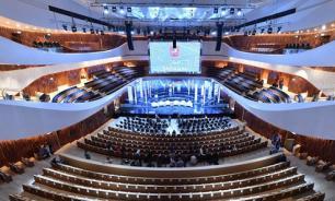 """Монтаж механизмов органа в концертном зале """"Зарядье"""" начнется в июле"""