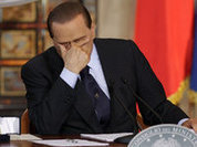 Принцип домино Сильвио Берлускони