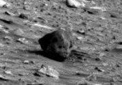 Камни Красной планеты - далекие и близкие