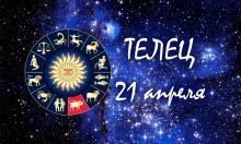 Астролог: рожденные 21.04 созидательны