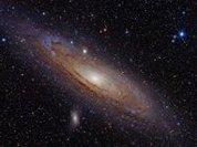 Млечный путь и Андромеда сольются