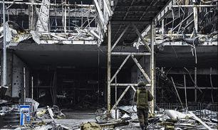 ВСУ нарушили перемирие, обстреляв ночью донецкий аэропорт