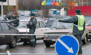 ДПС начали наказывать за засады на дорогах