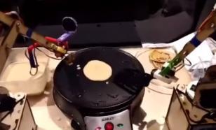 Блинами на Масленицу москвичей накормит робот-блинопек