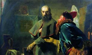 Святитель против грозного царя
