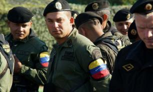 В США пообещали поддержать Колумбию, если Венесуэла нарушит ее границы