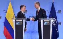 Украина пойдет по пути Колумбии и войдет в НАТО