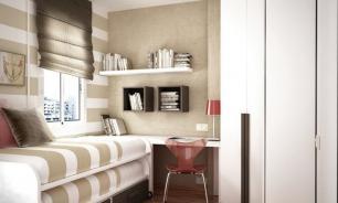Квартира площадью 20 квадратных метров: идеи для оформления