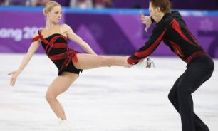 Фигуристы Тарасова и Морозов завоевали серебро на чемпионате мира