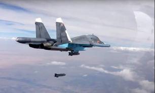 Anadolu: Ирак разрешил России бомбить ИГ на его территории