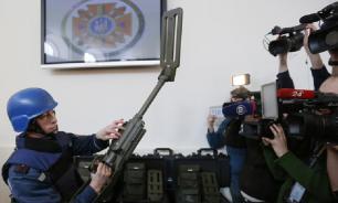В СБУ заявили о задержании троих россиян
