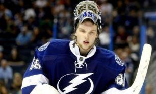Василевский с личным рекордом признан второй звездой дня в НХЛ