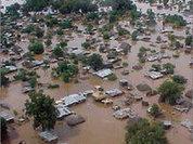 Наводнение превратило Новосибирск в Венецию