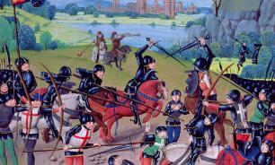 Битва при Кресси - как французы проиграли из-за глупости командира