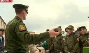 """Нижегородский лагерь """"Гвардеец"""" принял новых бойцов"""
