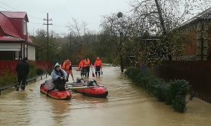 Путин распорядился помочь пострадавшим от наводнения на Кубани
