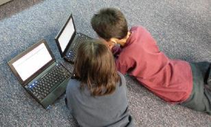 Увлечение компьютером разрушает детский мозг