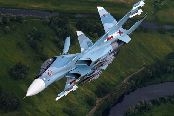 Су-30СМ: Фантастический трюк русских летчиков