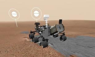 На прогулку по Марсу землян приглашает NASA