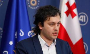 Спикер грузинского парламента ушел в отставку на фоне массовых протестов