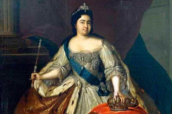 В портрете Екатерины I нашли другую картину