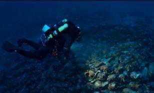 Корабль, затонувший почти две тысячи лет назад, нашли в Средиземном море