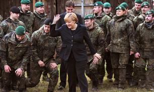 Немцы пошлют втрое больше солдат на учения по сдерживанию России