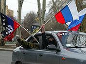 Донбасс на колени не встанет, оружие не сложит