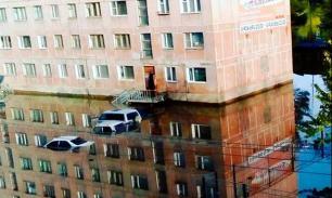 Колымский город Сусуман ушел под воду