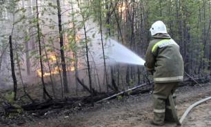 Пожароопасный сезон объявлен в Тюменской области