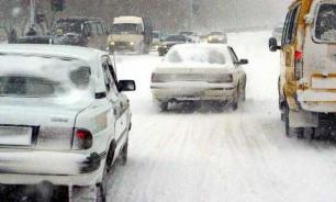 Как обезопасить себя на дорогах зимой