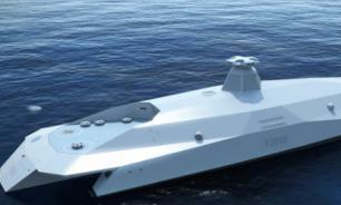 """""""Неустрашимый"""" корабль для войны будущего"""