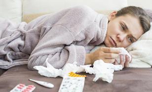 Новый грипп поражает окружающих без кашля и чихания