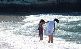 Как украинская пара возмущенно отдохнула в Крыму
