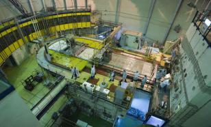 Запад не остановил ядерный реактор России