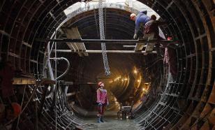 Семнадцать станций метро построят в этом году в Москве