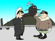 Любовь по переписке - с подводной лодки