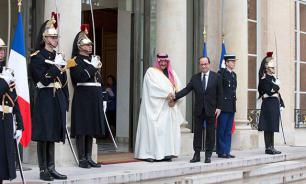 Франция продала меч, который снесет ей голову